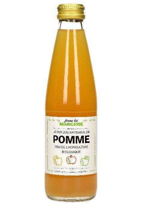 Ici-etlà Ferme-Margerie- pomme-25cl