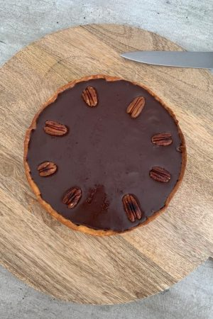 Restaurant Valence gâteau au chocolat